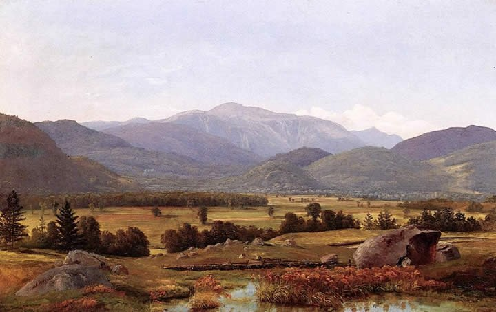 Alexander Helwig Wyant Mount Washigton Valley